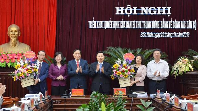 Ban Bí thư chuẩn y tân Chủ tịch UBND và HĐND tỉnh giữ chức Phó Bí thư Tỉnh ủy Bắc Ninh ảnh 1