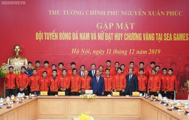 Thủ tướng: 'Chiến thắng của đội tuyển bóng đá truyền cảm hứng phát triển' ảnh 1
