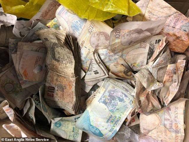 Nhặt được hơn 600 triệu đồng trong két sắt bỏ hoang, quyết định mang tất cả đi làm từ thiện ảnh 1