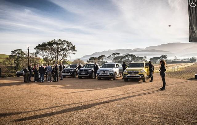 Doanh số bán nghèo nàn, Mercedes-Benz ngừng sản xuất xe bán tải X-Class ảnh 1