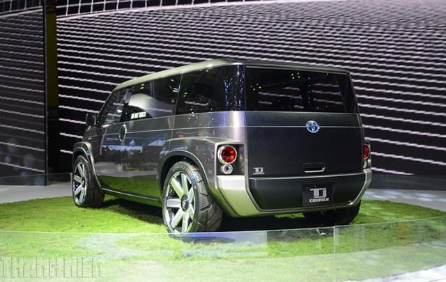 Toyota TJ Cruiser concept từng đến Việt Nam sắp có bản thương mại ảnh 1