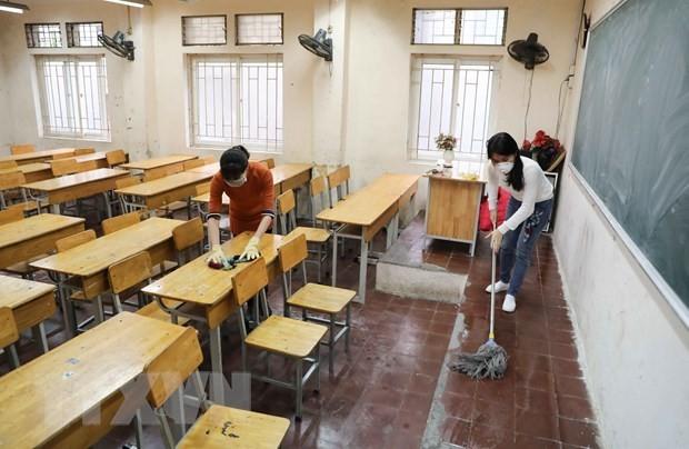 """""""Phải đảm bảo an toàn, sức khỏe cho học sinh khi đi học trở lại"""" ảnh 1"""