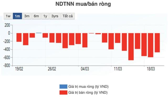 Khối ngoại chưa có động thái rút khỏi thị trường chứng khoán Việt Nam ảnh 2