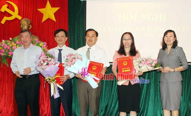 Ban Bí thư Trung ương Đảng chuẩn y nhân sự mới tỉnh Bình Phước ảnh 2