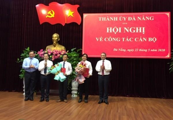 Đà Nẵng: Công bố các quyết định của Ban Bí thư về công tác cán bộ ảnh 1