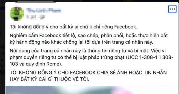 Cảnh báo người dùng Facebook lại mắc lừa trò đùa quyền riêng tư ảnh 1