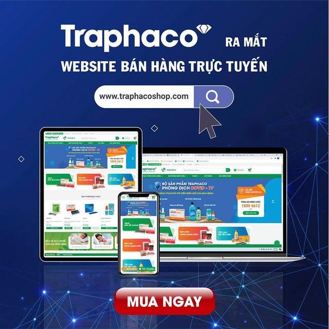 Traphaco thích ứng và thay đổi ảnh 1