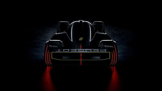 Peugeot trở lại giải đua Le Mans 2022 với mẫu siêu xe có thiết kế đến từ tương lai ảnh 2
