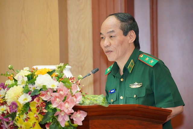 Tập đoàn Hưng Thịnh trao tặng 10 tỷ đồng cho Bộ Tư lệnh Bộ đội Biên phòng nhằm hỗ trợ hoạt động phòng, chống dịch Covid-19 ảnh 2