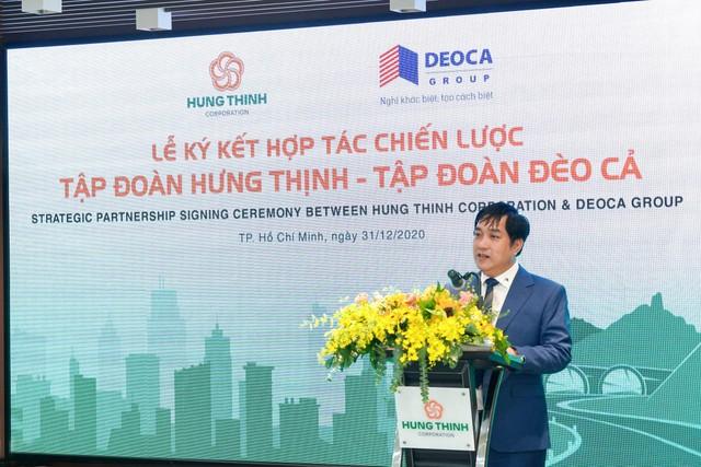 Tập đoàn Hưng Thịnh và Hưng Thịnh Incons ký kết hợp tác chiến lược cùng tập đoàn Đèo Cả ảnh 3