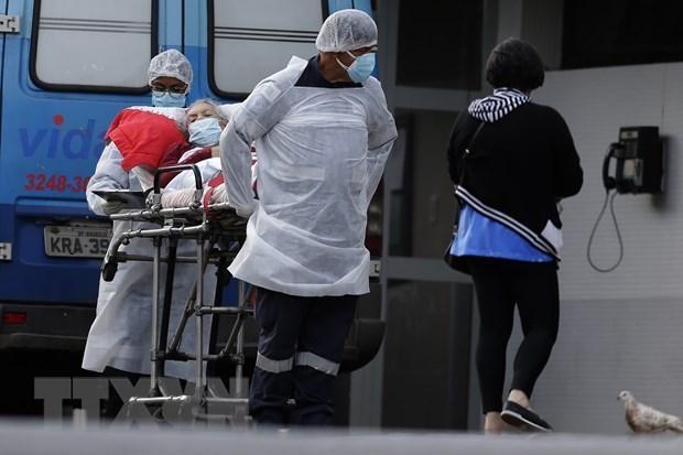 Dịch bệnh tiếp tục lây lan, thế giới ghi nhận gần 95 triệu ca nhiễm Covid-19 ảnh 1