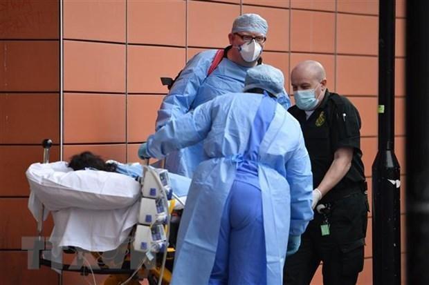 Trung Quốc, Anh và Bồ Đào Nha ghi nhận nhiều ca nhiễm mới COVID-19 ảnh 1