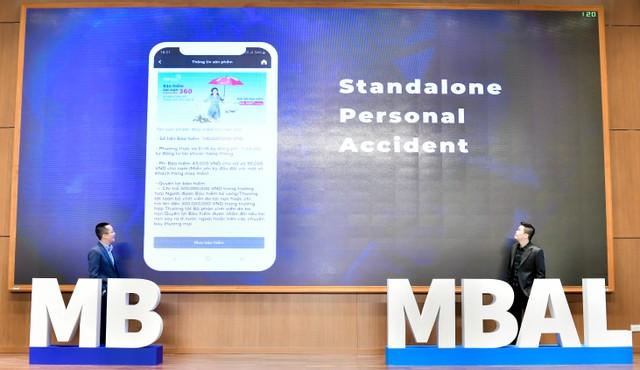 MB Ageas Life chính thức phân phối sản phẩm bảo hiểm qua nền tảng điện tử ảnh 1