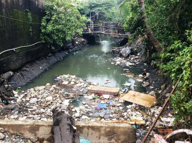 Hơn 500 tỷ đồng cải tạo kênh chống ngập cho sân bay Tân Sơn Nhất ảnh 1