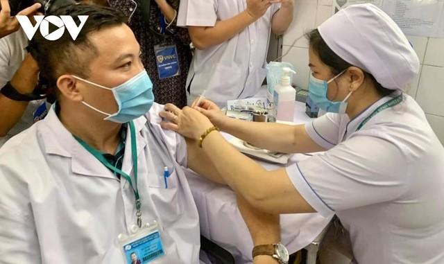 Diễn biến dịch Covid-19: Việt Nam ghi nhận thêm 1 ca dương tính với Covid-19 ảnh 6