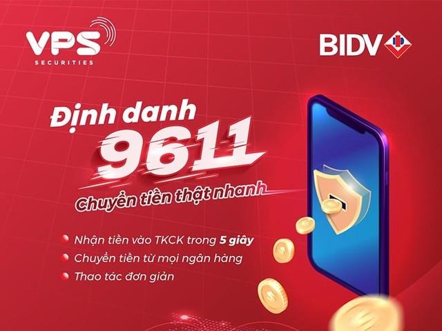 VPS ra mắt tài khoản định danh 9611 hỗ trợ chuyển tiền nhanh từ mọi ngân hàng ảnh 1