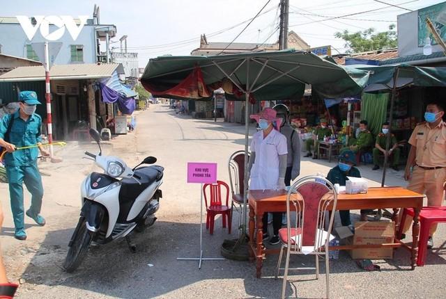 Diễn biến dịch Covid-19: Trưa 16/5: Việt Nam ghi nhận thêm 6 ca dương tính mới với Covid-19 trong nước ảnh 22