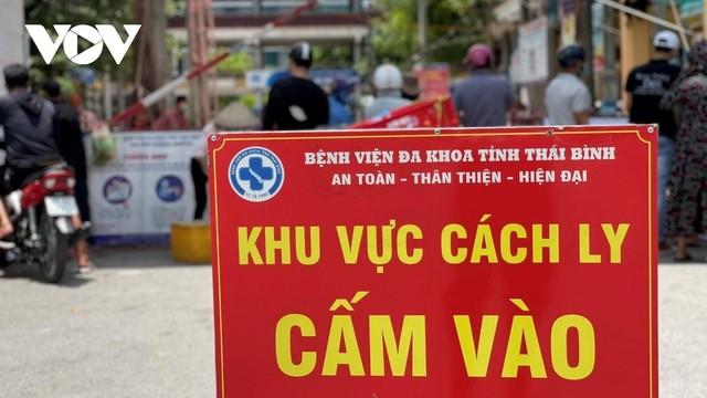 Diễn biến dịch Covid-19: Trưa 16/5: Việt Nam ghi nhận thêm 6 ca dương tính mới với Covid-19 trong nước ảnh 10