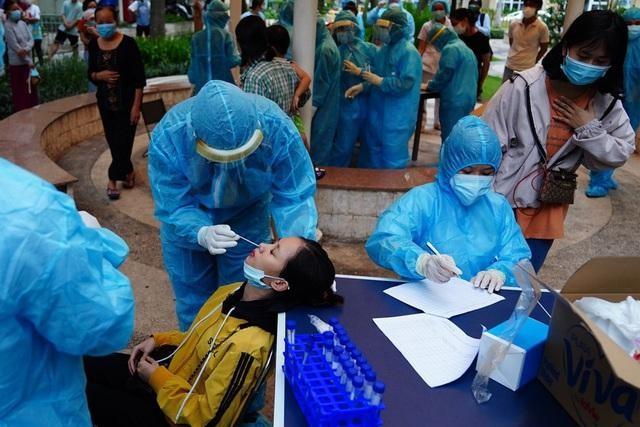 [Diễn biến dịch Covid-19] Sáng 10/6: Việt Nam ghi nhận thêm 66 ca dương tính mới với Covid-19 ở trong nước ảnh 34