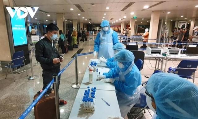 [Diễn biến dịch Covid-19] Sáng 10/6: Việt Nam ghi nhận thêm 66 ca dương tính mới với Covid-19 ở trong nước ảnh 27