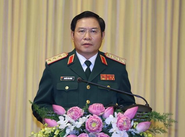 Thượng tướng Nguyễn Tân Cương giữ chức Tổng Tham mưu trưởng Quân đội Nhân dân Việt Nam ảnh 1