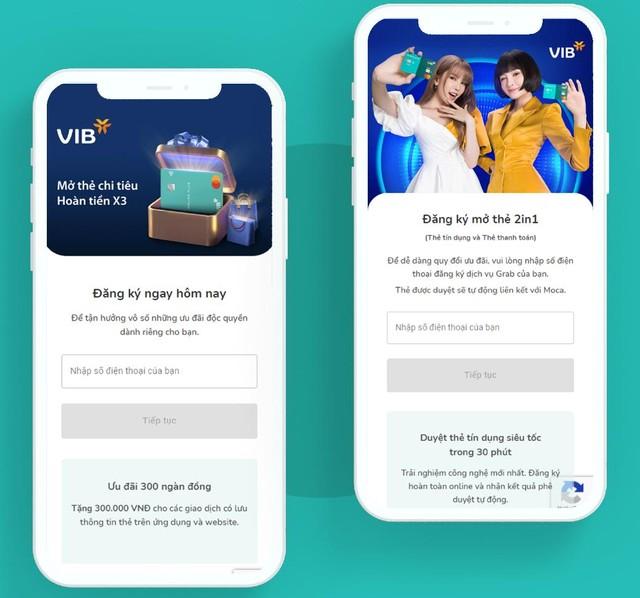 Cách mở thẻ tín dụng trực tuyến có ngay thẻ để mua sắm ảnh 1