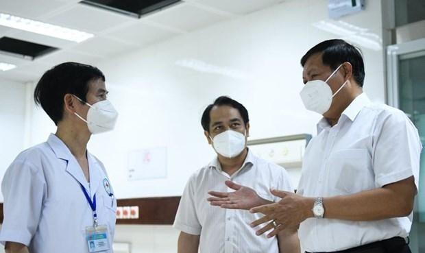 Bắc Ninh cơ bản khống chế được dịch COVID-19, giảm mức độ giãn cách ảnh 1