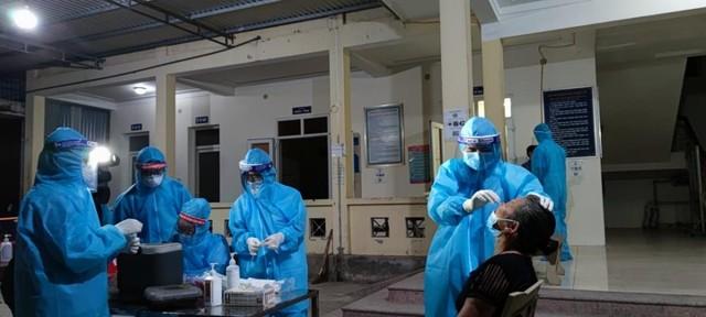 [Diễn biến dịch Covid-19] Tối 25/6: Việt Nam ghi nhận thêm 94 ca dương tính mới với Covid-19 ở trong nước ảnh 46