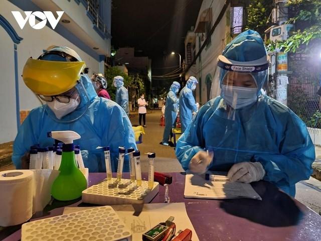 [Diễn biến dịch Covid-19] Tối 25/6: Việt Nam ghi nhận thêm 94 ca dương tính mới với Covid-19 ở trong nước ảnh 44
