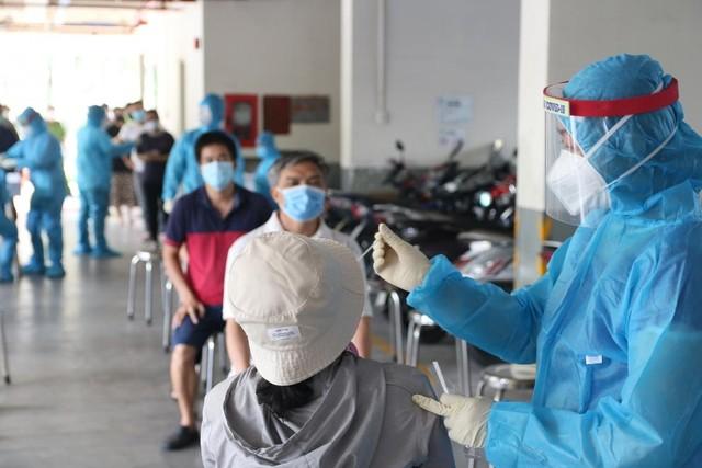 [Diễn biến dịch Covid-19] Tối 25/6: Việt Nam ghi nhận thêm 94 ca dương tính mới với Covid-19 ở trong nước ảnh 48