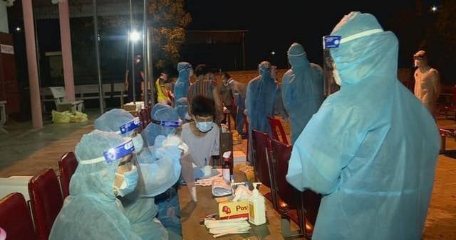 [Diễn biến dịch Covid-19] Tối 25/6: Việt Nam ghi nhận thêm 94 ca dương tính mới với Covid-19 ở trong nước ảnh 35