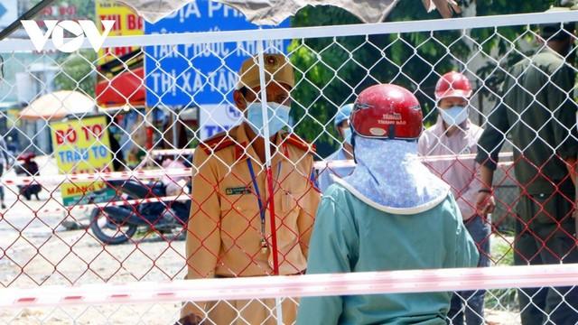 [Diễn biến dịch Covid-19] Tối 25/6: Việt Nam ghi nhận thêm 94 ca dương tính mới với Covid-19 ở trong nước ảnh 31