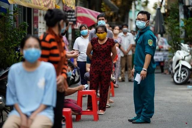 [Diễn biến dịch Covid-19] Tối 25/6: Việt Nam ghi nhận thêm 94 ca dương tính mới với Covid-19 ở trong nước ảnh 11