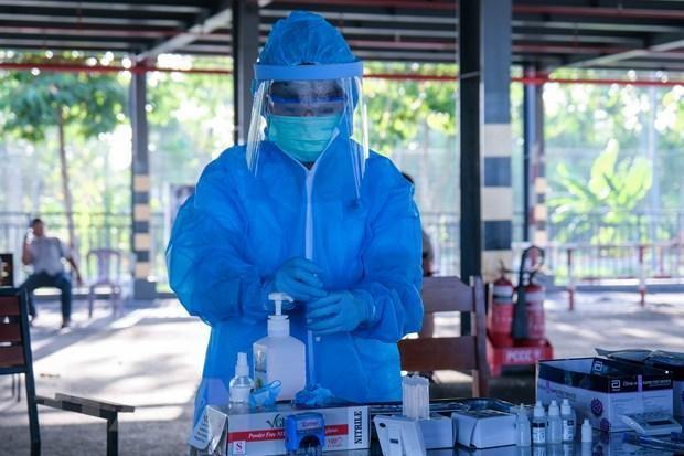 [Diễn biến dịch Covid-19] Tối 25/6: Việt Nam ghi nhận thêm 94 ca dương tính mới với Covid-19 ở trong nước ảnh 10
