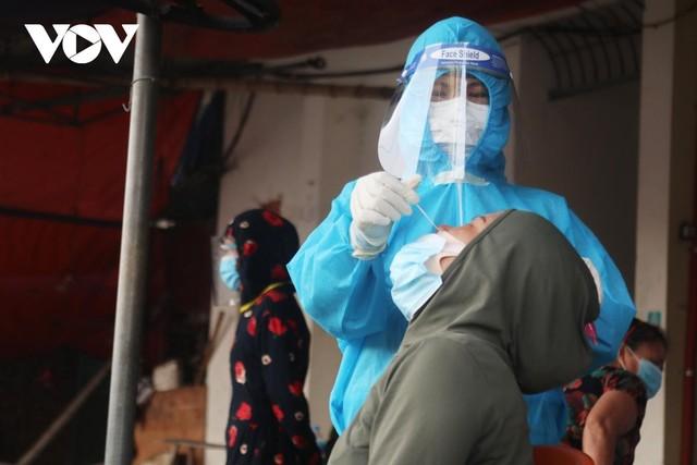 [Diễn biến dịch Covid-19] Tối 25/6: Việt Nam ghi nhận thêm 94 ca dương tính mới với Covid-19 ở trong nước ảnh 9