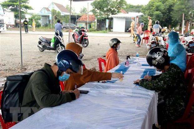 [Diễn biến dịch Covid-19] Sáng 22/7: Việt Nam ghi nhận thêm 2.965 ca dương tính mới với Covid-19 ở trong nước ảnh 39