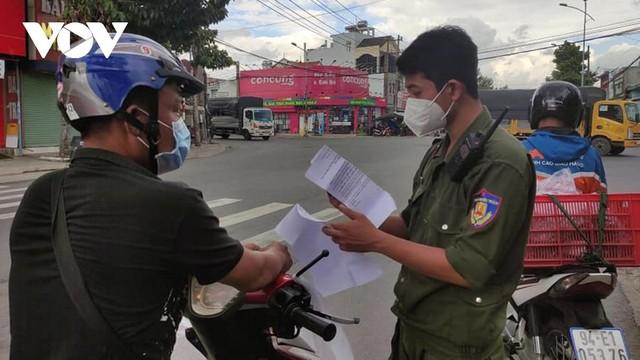 Thị trấn Khâm Đức, huyện Phước Sơn, tỉnh Quảng Nam áp dụng Chỉ thị 16 ảnh 14