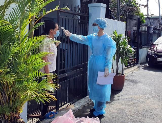 Thị trấn Khâm Đức, huyện Phước Sơn, tỉnh Quảng Nam áp dụng Chỉ thị 16 ảnh 13