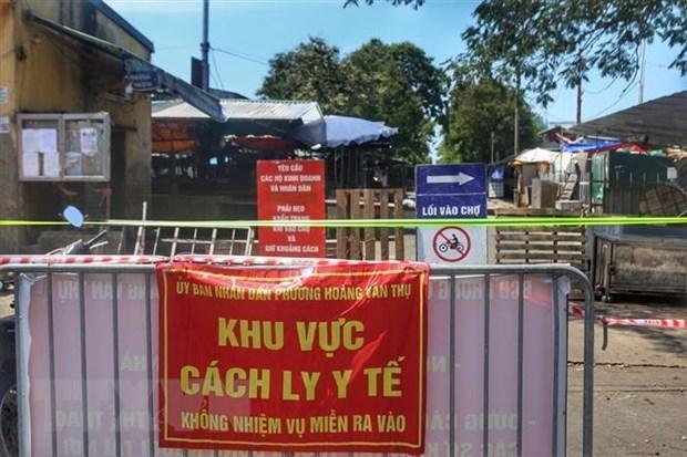 Thị trấn Khâm Đức, huyện Phước Sơn, tỉnh Quảng Nam áp dụng Chỉ thị 16 ảnh 11