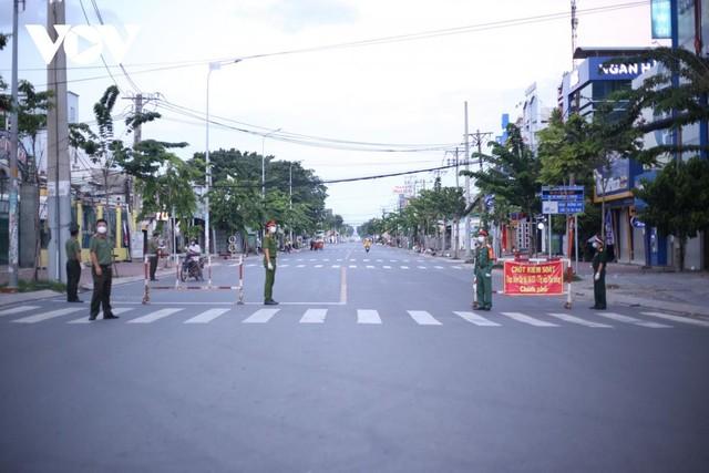 Thị trấn Khâm Đức, huyện Phước Sơn, tỉnh Quảng Nam áp dụng Chỉ thị 16 ảnh 8