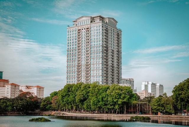 Tận hưởng cuộc sống tại căn hộ hạng sang có tầm nhìn đắt giá ôm trọn view công viên 47.000 m2 ảnh 2