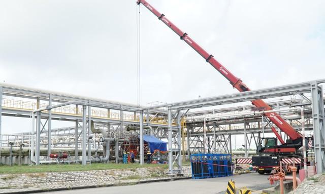 PV GAS phát động thi đua hoàn thành đợt bảo dưỡng sửa chữa hệ thống khí năm 2021 ảnh 2