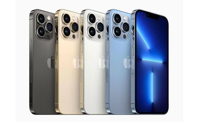 Apple công bố iPhone 13 series: Thêm màu mới, pin trâu hơn và nâng cấp cụm camera mạnh mẽ ảnh 3