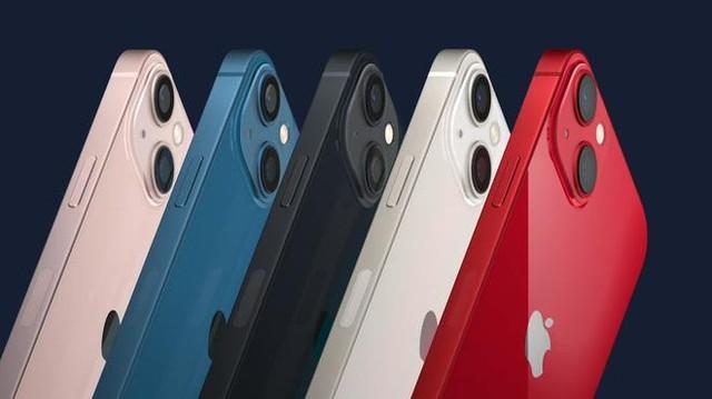 Apple công bố iPhone 13 series: Thêm màu mới, pin trâu hơn và nâng cấp cụm camera mạnh mẽ ảnh 1