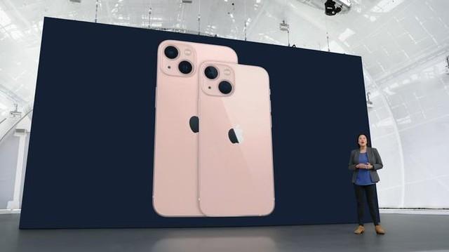 Apple công bố iPhone 13 series: Thêm màu mới, pin trâu hơn và nâng cấp cụm camera mạnh mẽ ảnh 2