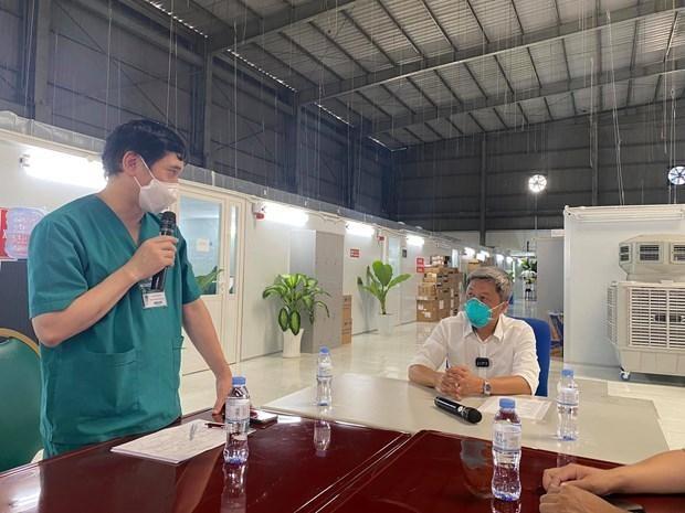 Thứ trưởng Bộ Y tế: 'Chúng ta đã thấy ánh sáng cuối đường hầm' ảnh 1