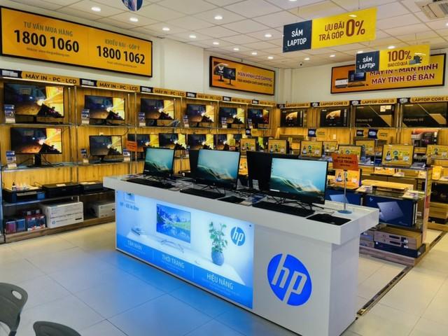 """Laptop Thế Giới Di Động """"hái quả ngọt"""", kỳ vọng doanh số đạt 4.500 tỷ đồng ảnh 1"""