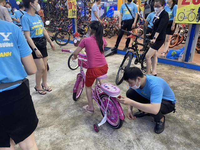 Thế Giới Di Động tăng tốc mở shop xe đạp, kỳ vọng doanh thu 400 tỷ ảnh 2