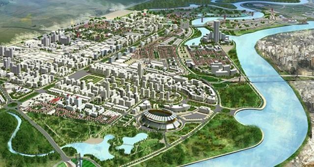 Tân Hoàng Minh đầu tư gần 3.000 tỷ đồng làm dự án khu công nghệ thông tin tập trung ảnh 1