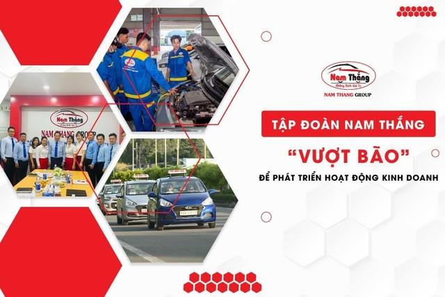 Ấn tượng với kết quả kinh doanh Nam Thắng Group 6 tháng đầu năm 2021 ảnh 2